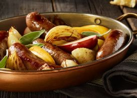 Country Harvest Sausage Pot-au-feu