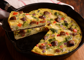 Wake Up Frittata