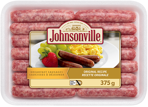 Original Recipe Breakfast Sausages