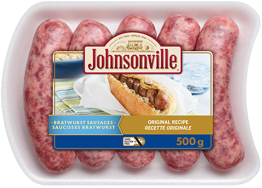 Original Recipe Bratwurst Sausages