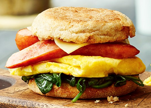 (Not just a) Breakfast Sandwich