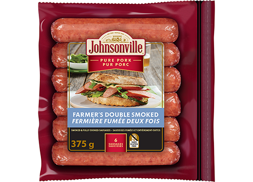 Double Smoked Farmer's Sausages