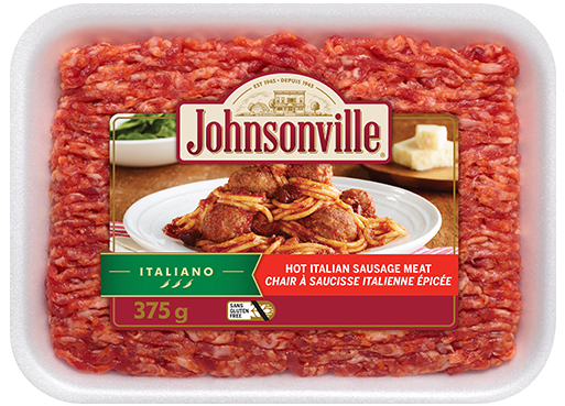 Hot Italian Sausage Meat