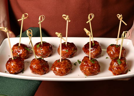Holiday Party Meatballs