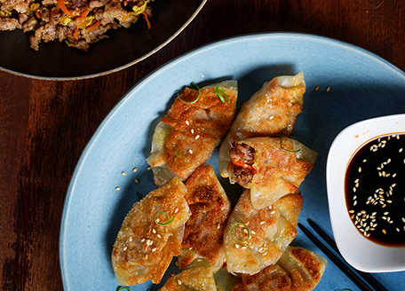 Johnsonville Brat Potstickers